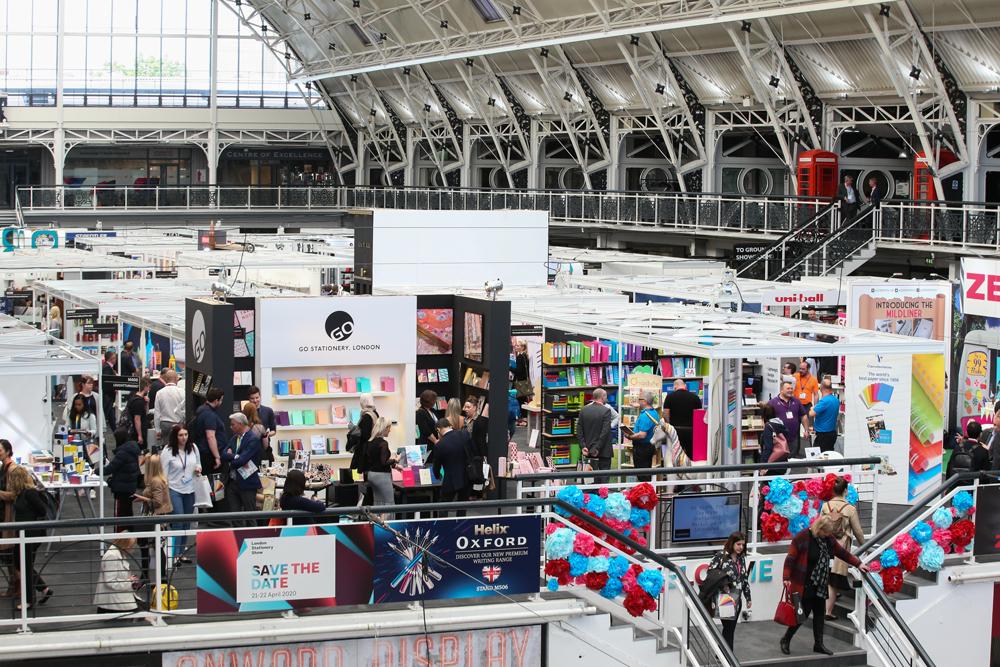 London Stationery Show