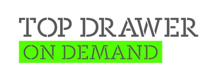 Top Drawer On Demand Logo