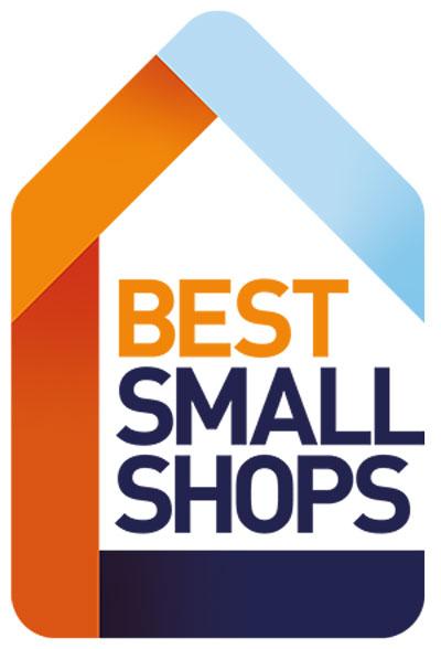Best Small Shop Logo