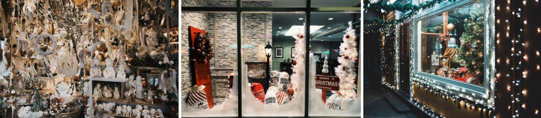 Birat Christmas Window Compation
