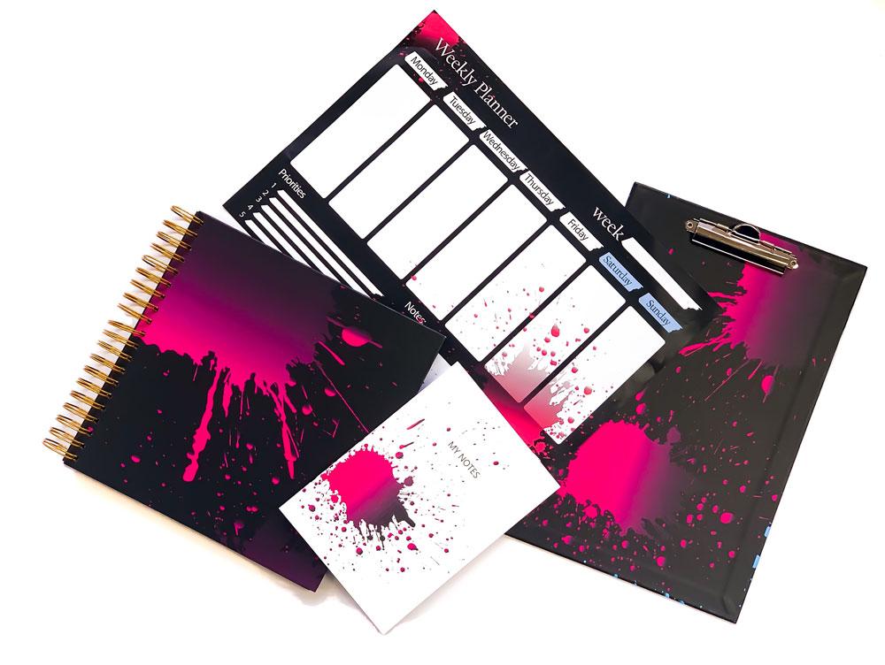 Enveco Notebooks